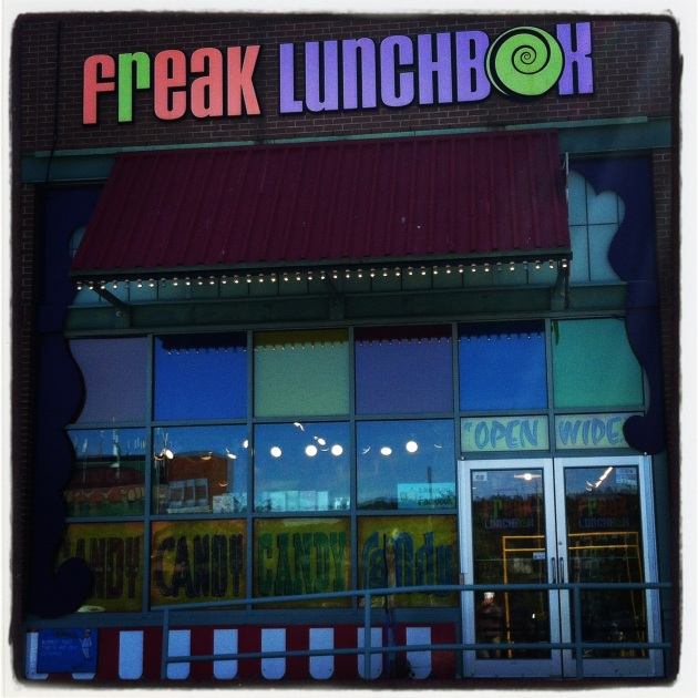 Freak Lunchbox - Bedford