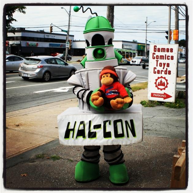 Hal-Con 1